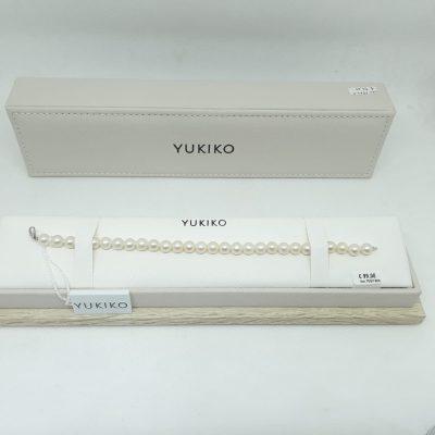 bracciale perle naturali