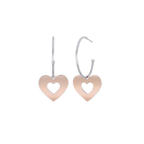 orecchini donna cuore