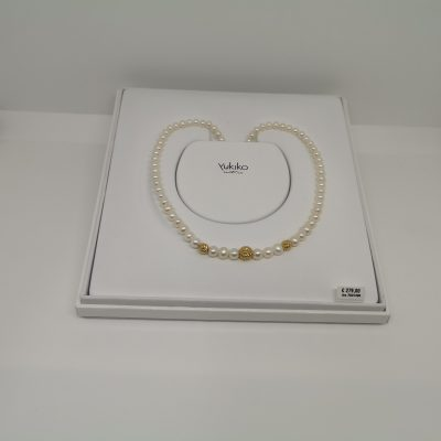 collana perle naturali