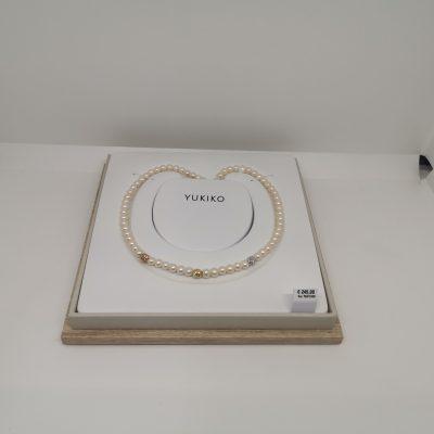 collana di perle naturali yukiko